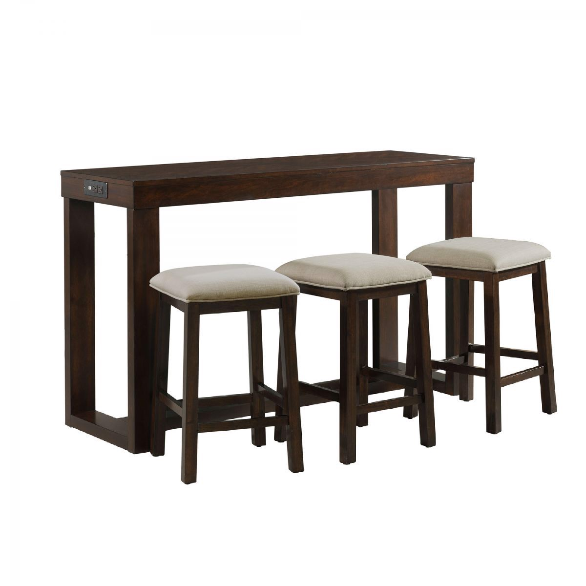 Picture of Hardy Bar Table & 3 Stools