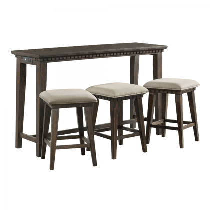 Picture of Morrison Bar Table & 3 Stools