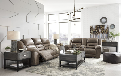 Picture of Stoneland Reclining Power Loveseat