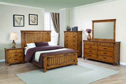 Picture of Brenner Queen Size Bed