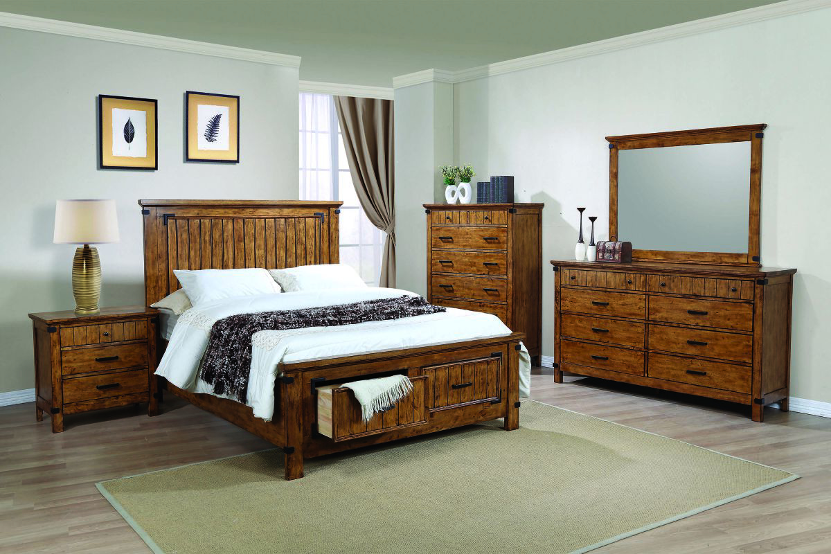 Picture of Brenner King Size Bed