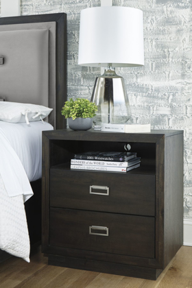 Picture of Hyndell Nightstand