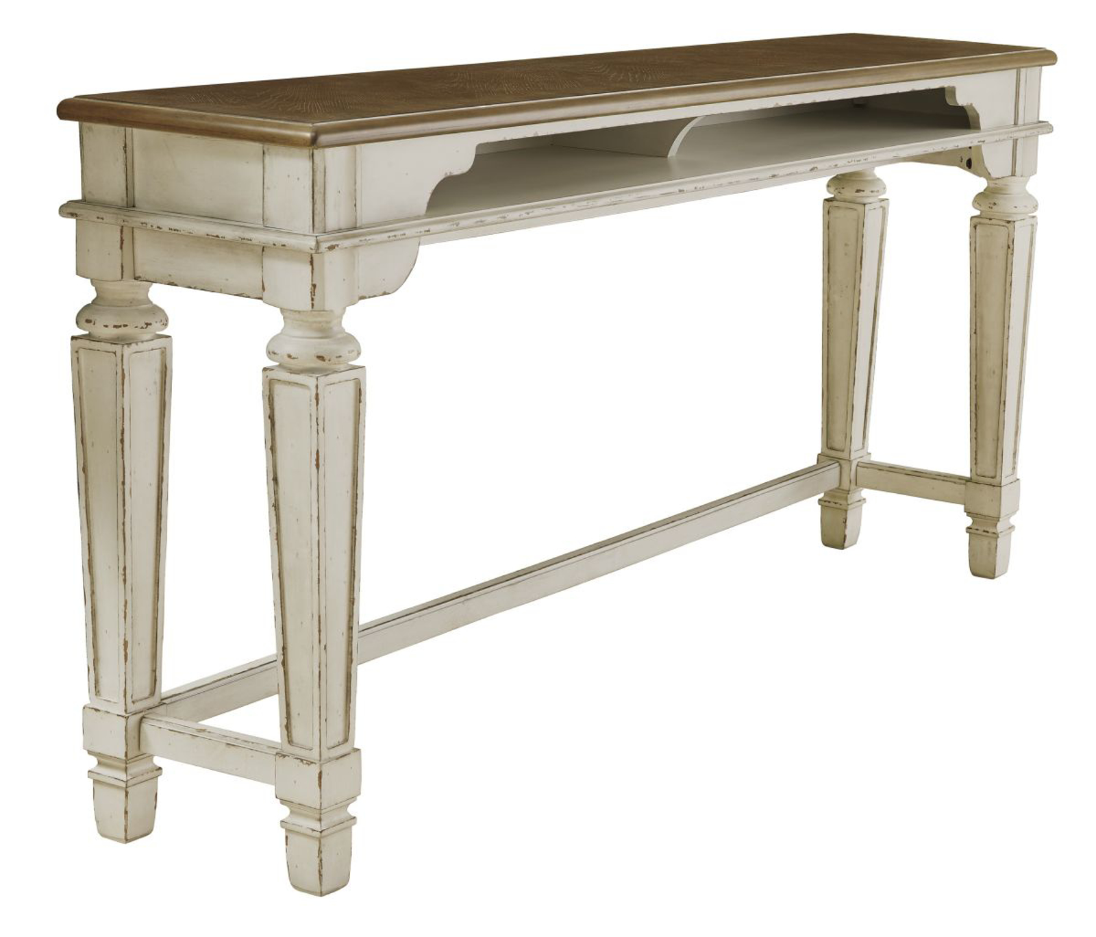 Picture of Realyn Counter Height Pub Table