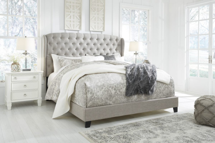 Picture of Jerary King Size Bed