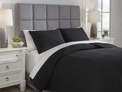 Picture of Thornam King Coverlet Set