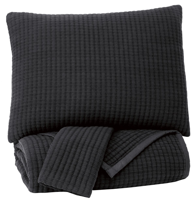 Picture of Thornam Queen Coverlet Set