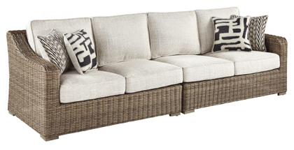 Picture of Beachcroft Patio RAF/LAF Loveseat