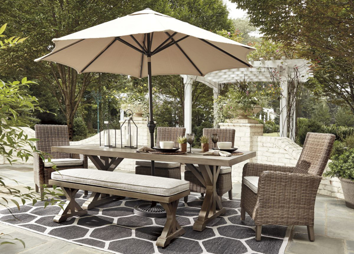 Picture of Beachcroft Patio Bench