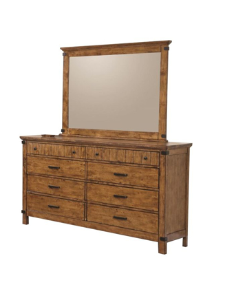 Picture of Brenner Dresser & Mirror