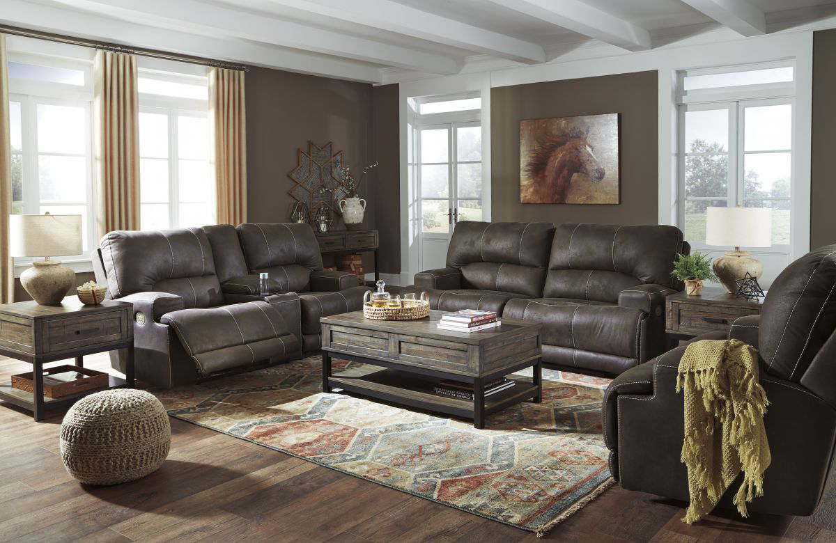 Picture of Kitching Reclining Power Loveseat