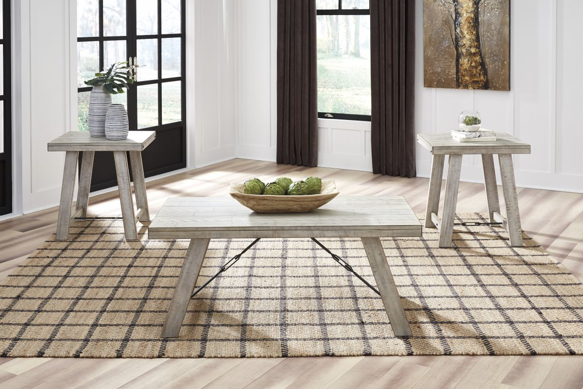 Picture of Carynhurst 3 Piece Table Set