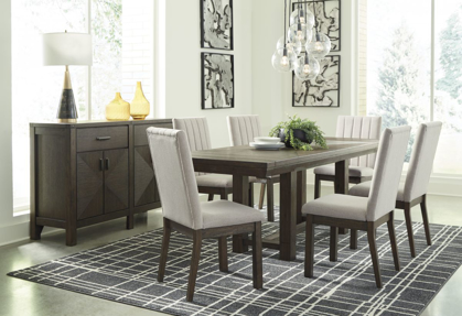 Picture of Dellbeck Table & 6 Chairs