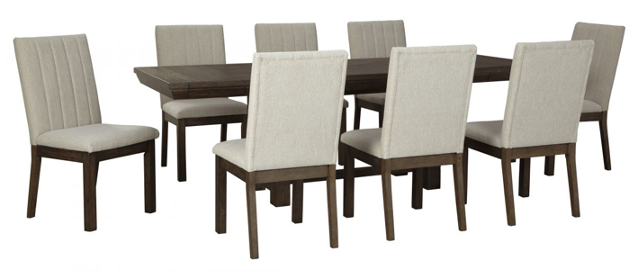 Picture of Dellbeck Table & 8 Chairs