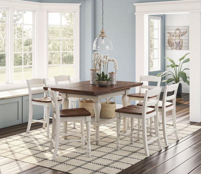 Picture of Marsilona Counter Height Pub Table