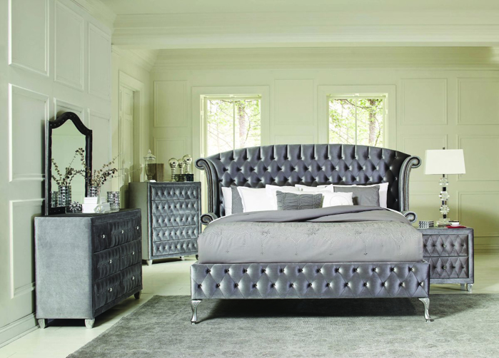 Picture of Deanna Queen Size Bed
