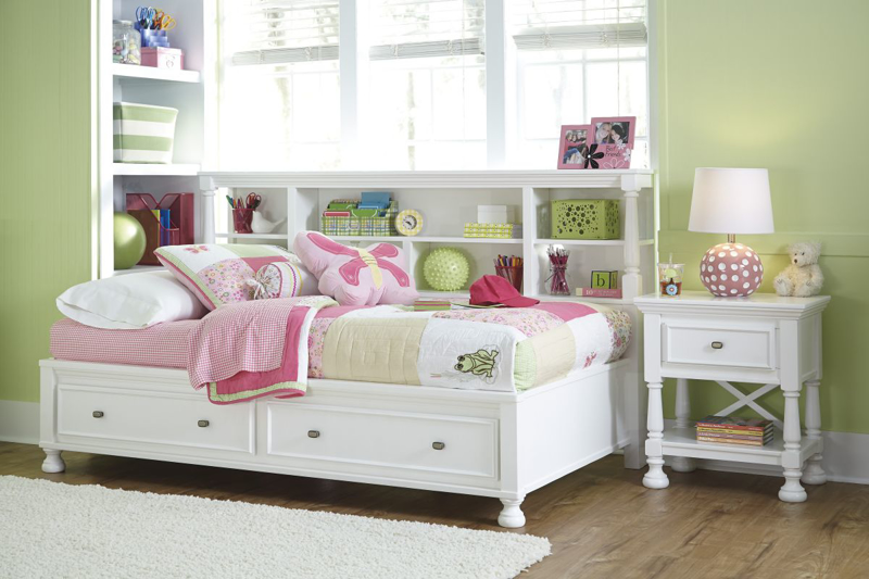 Kaslyn Twin Size Bed