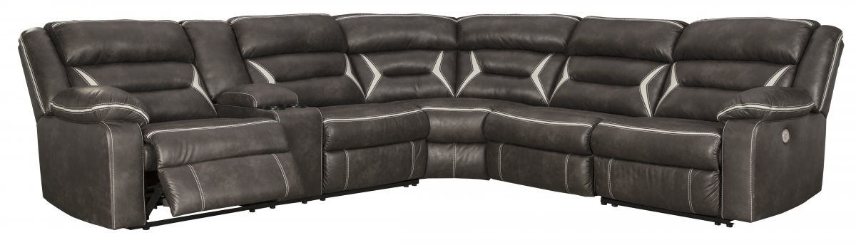 Picture of Kincord Reclining Power Sectional