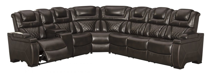 Picture of Warnerton Reclining Power Sectional