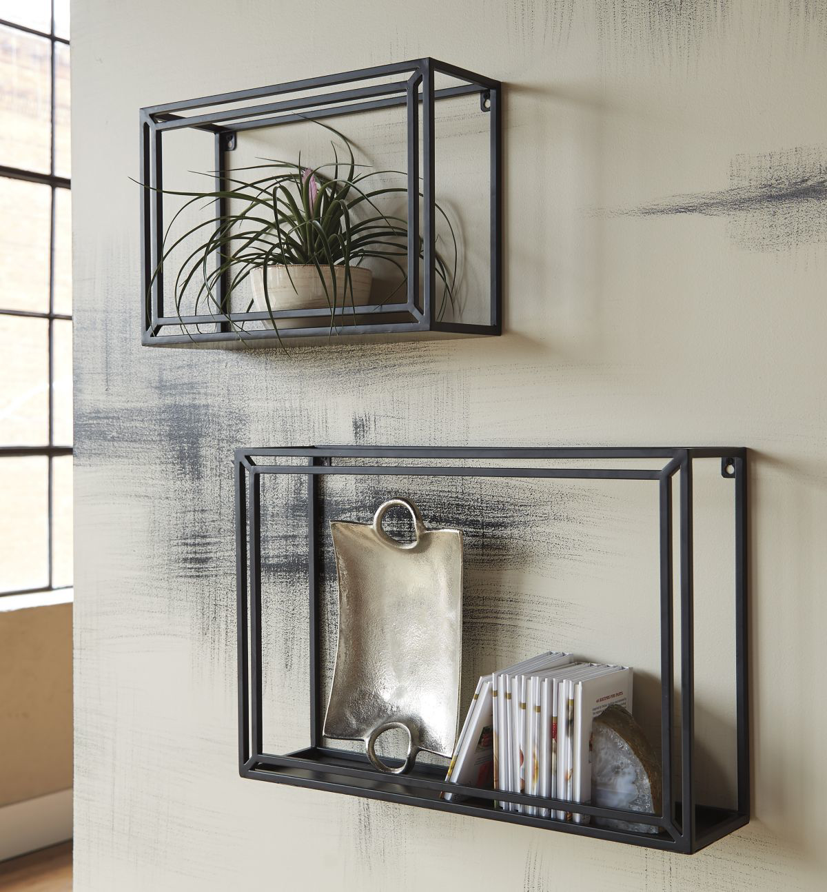Picture of Ehren 2 Piece Wall Shelf Set