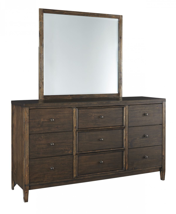 Picture of Kisper Dresser & Mirror