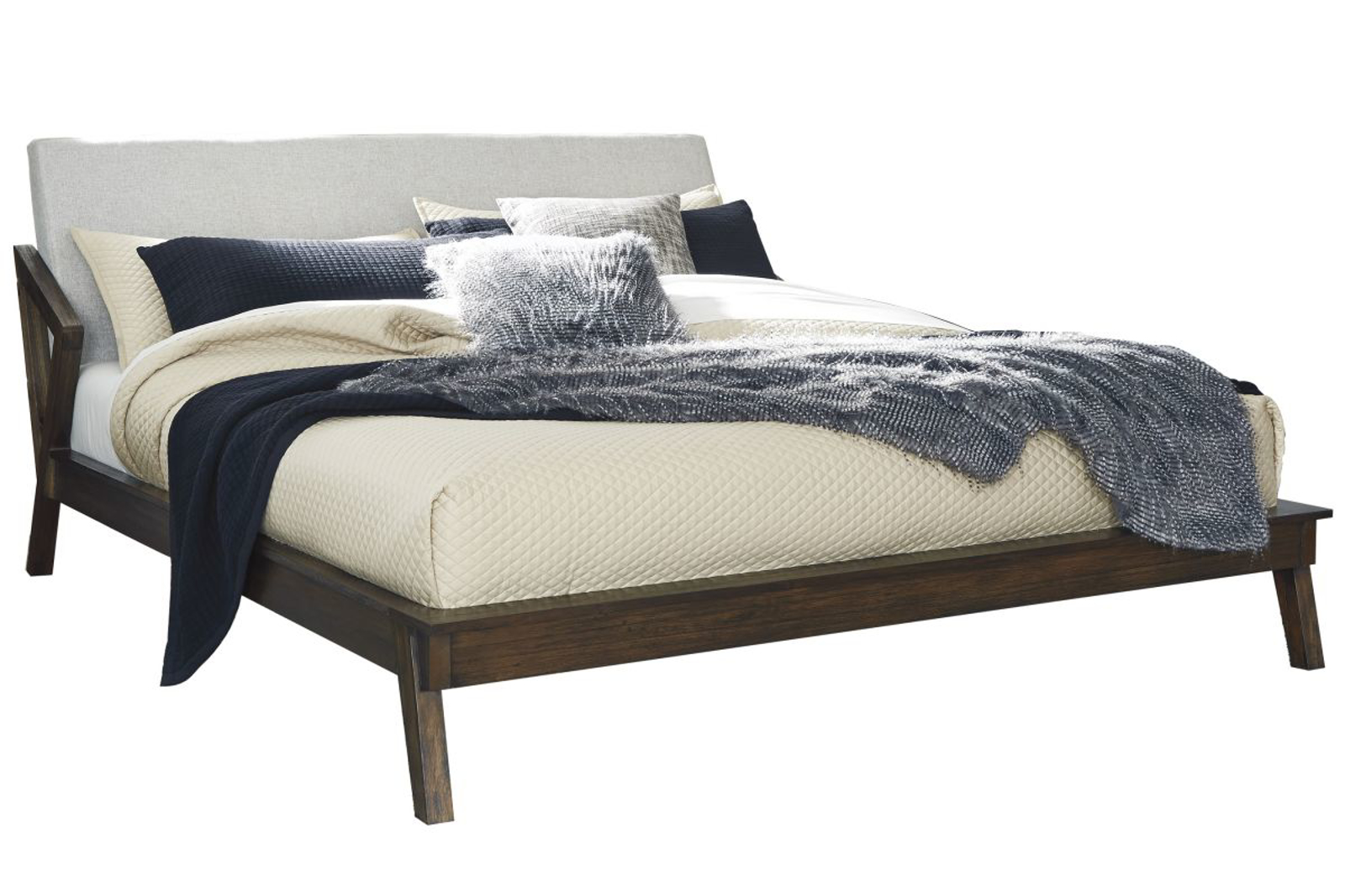 Picture of Kisper Queen Size Bed