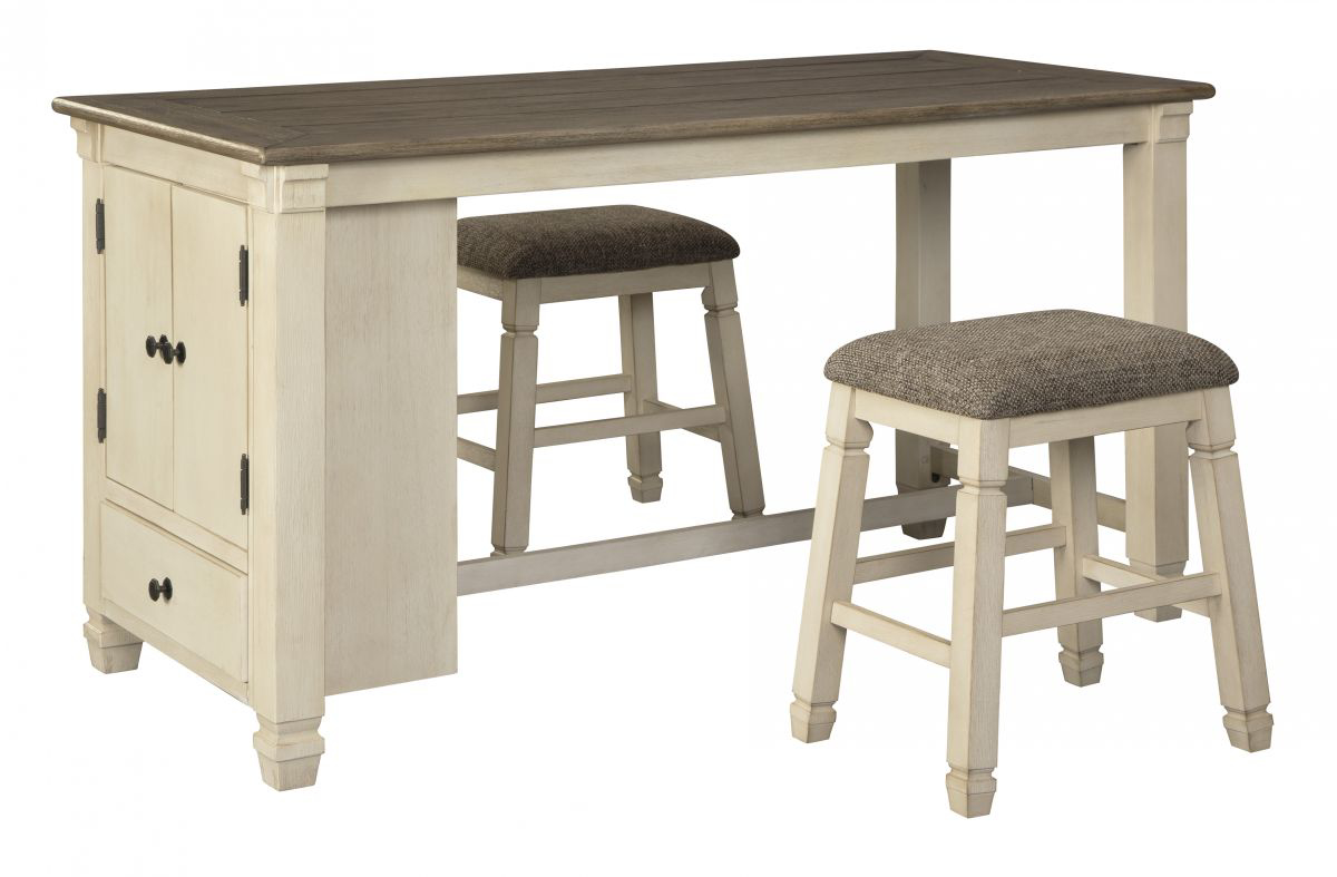Picture of Bolanburg Pub Table & 2 Stools