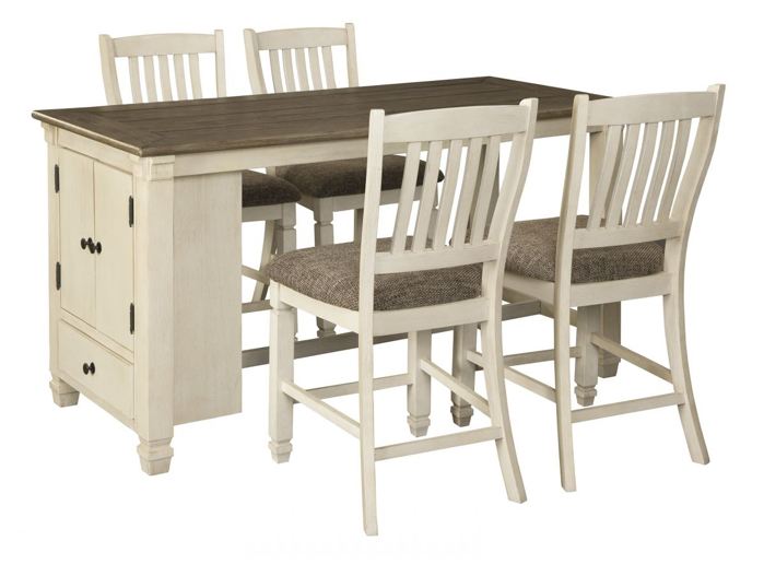 Picture of Bolanburg Pub Table & 4 Stools