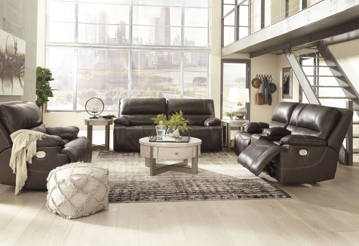 Picture of Ricmen Reclining Power Sofa