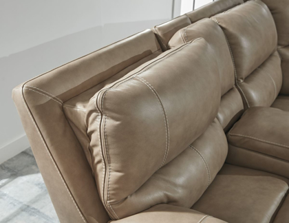 Picture of Ricmen Reclining Power Loveseat