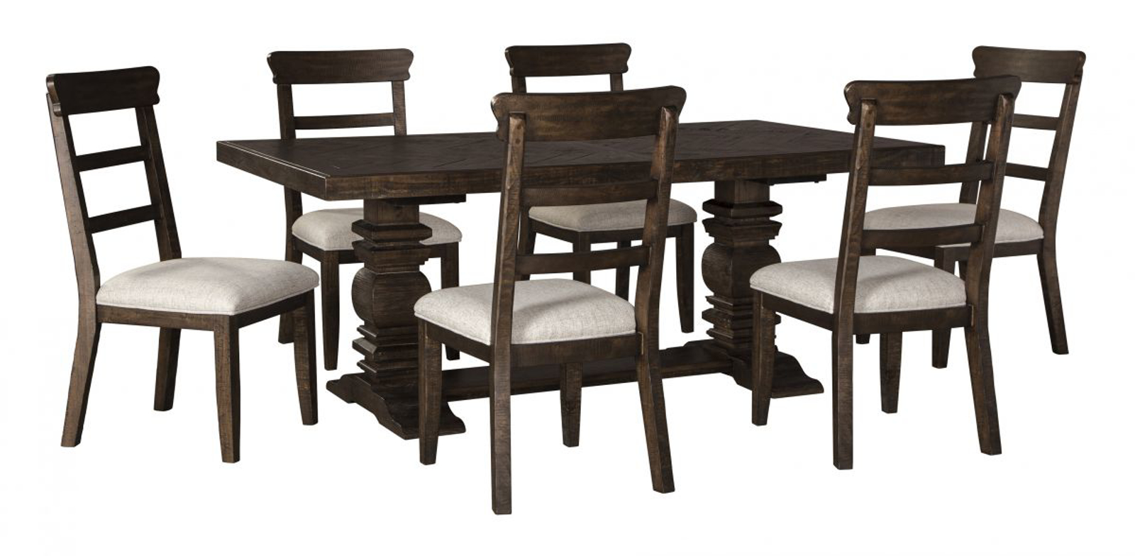 Picture of Hillcott Table & 6 Chairs