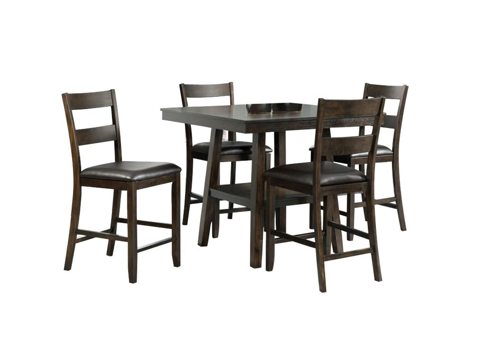 Picture of Laredo Pub Table & 4 Stools