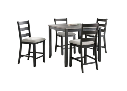 Picture of Martin Pub Table & 4 Stools