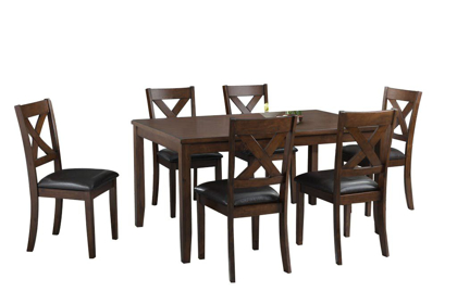 Picture of Alex Table & 6 Chairs