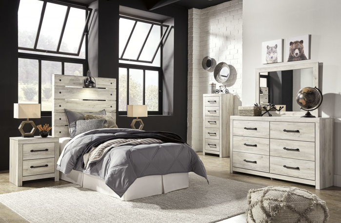 Picture of Cambeck Twin Size Headboard