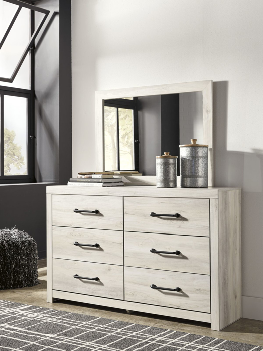 Picture of Cambeck Dresser & Mirror