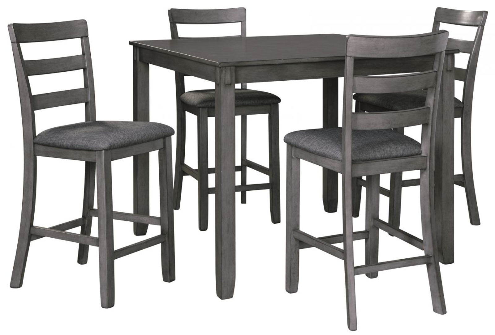 Picture of Bridson Pub Table & 4 Stools