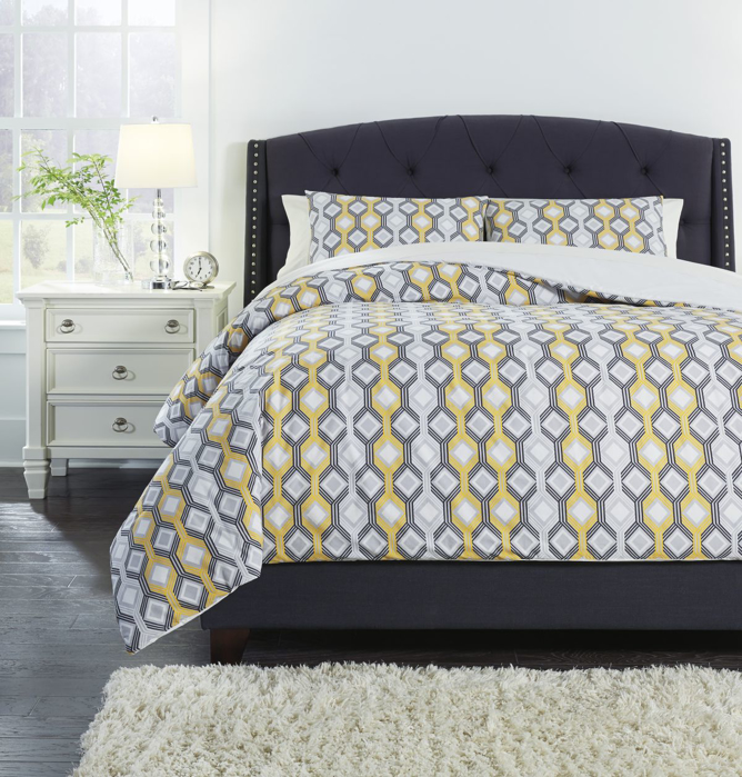Picture of Mato Queen Comforter Set