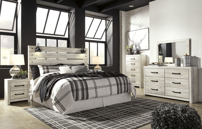 Picture of Cambeck King Size Headboard