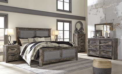 Picture of Lynnton King Size Bed