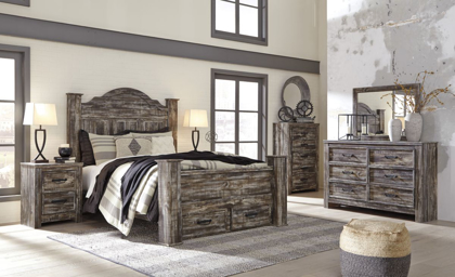 Picture of Lynnton Queen Size Bed