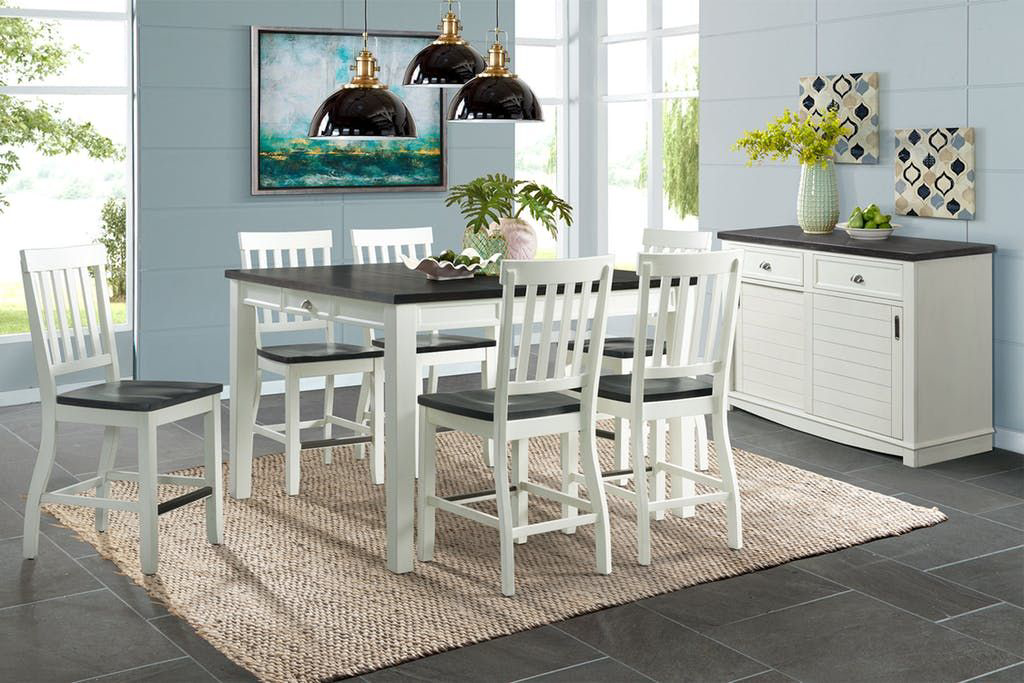 Picture of Kayla Pub Table & 6 Stools