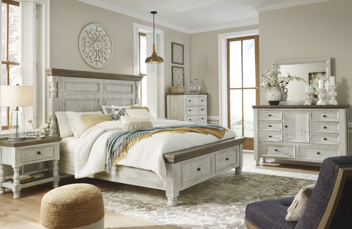 Picture of: Havalance Queen Size Bed