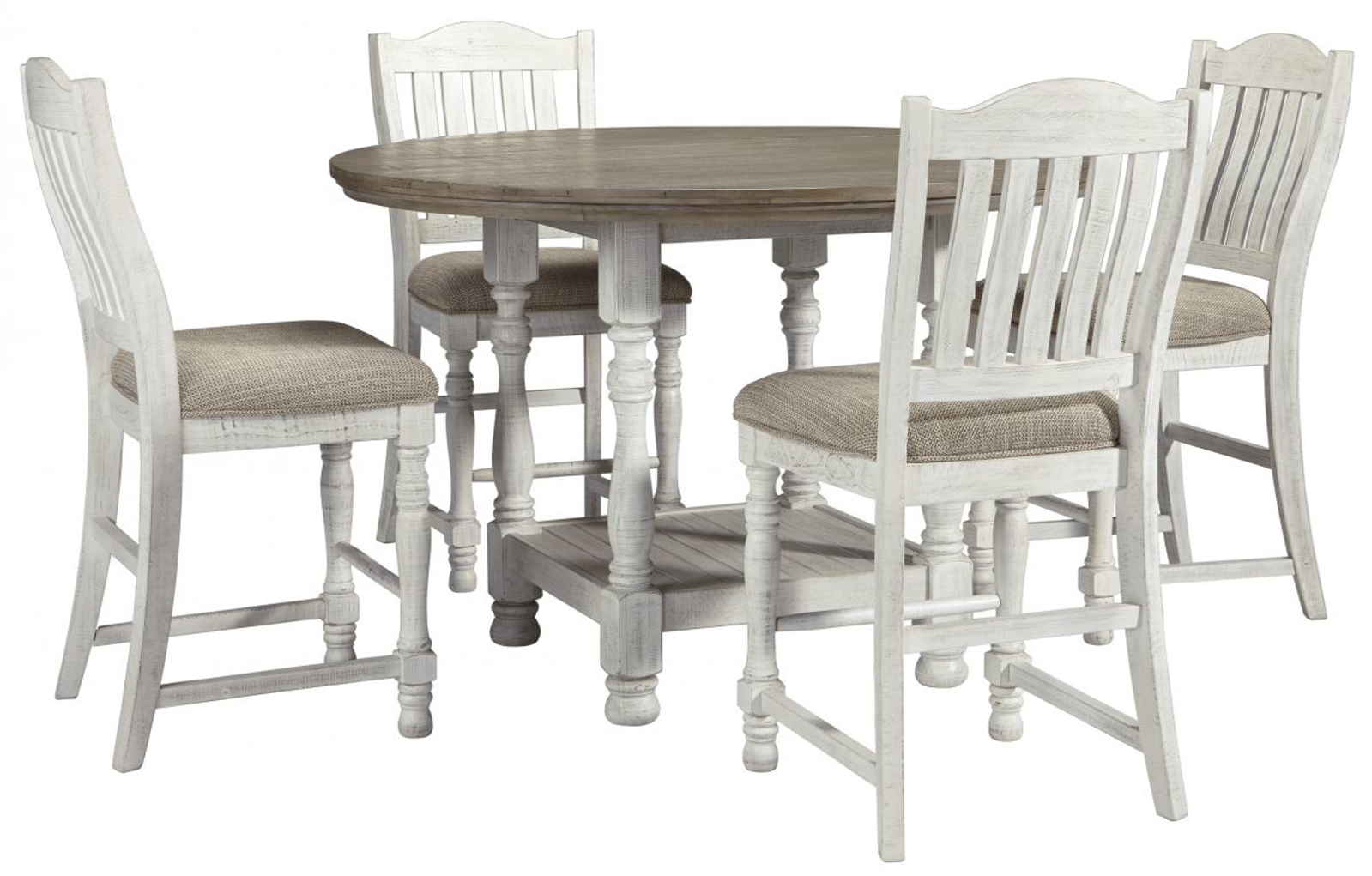 Picture of Havalance Pub Table & 4 Stools