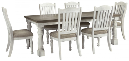Picture of Havalance Table & 6 Chairs