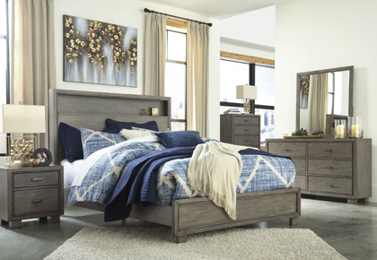 Picture of Arnett King Size Bed
