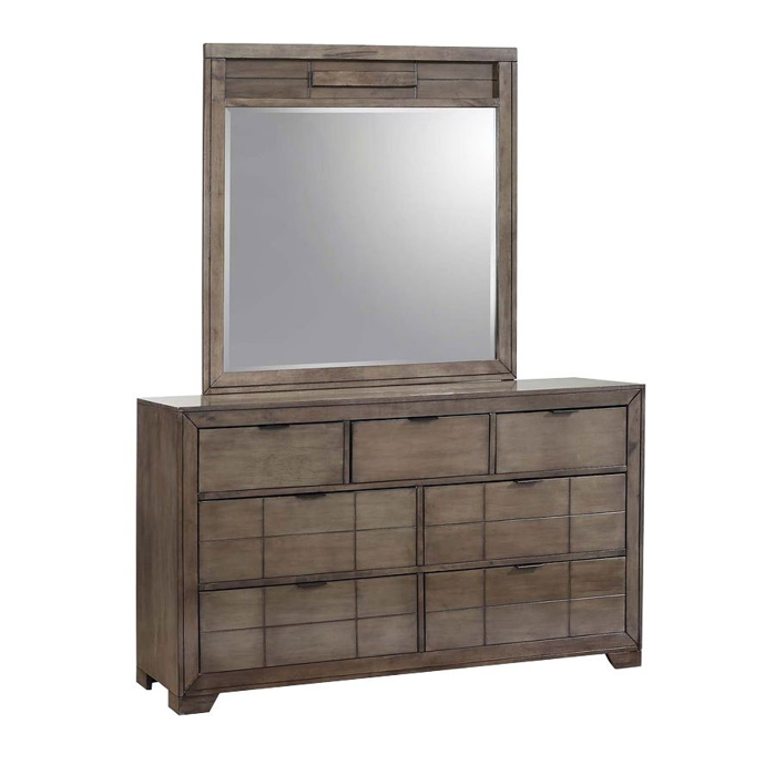 Picture of Logic Dresser & Mirror