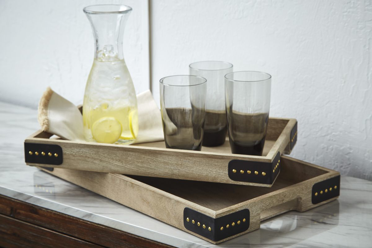 Picture of Missa 2 Piece Tray Set