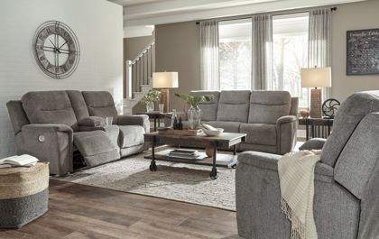 Picture of Mouttrie Reclining Power Loveseat