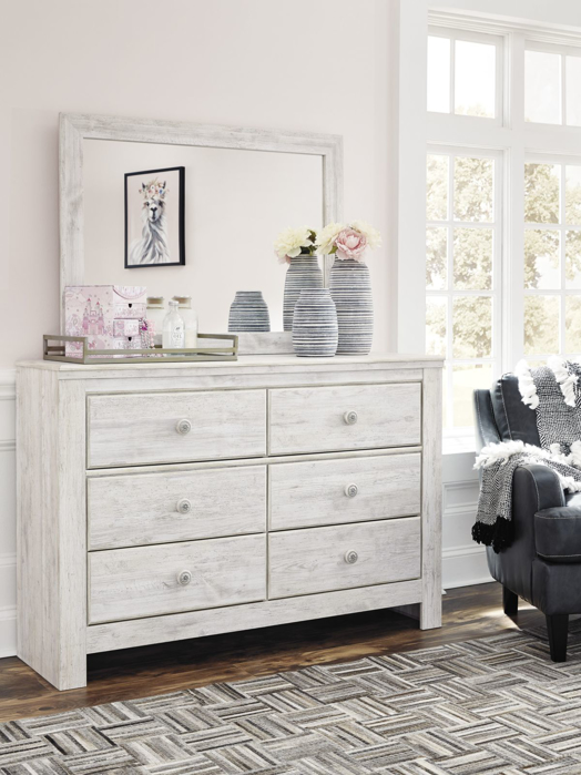 Picture of Paxberry Dresser & Mirror
