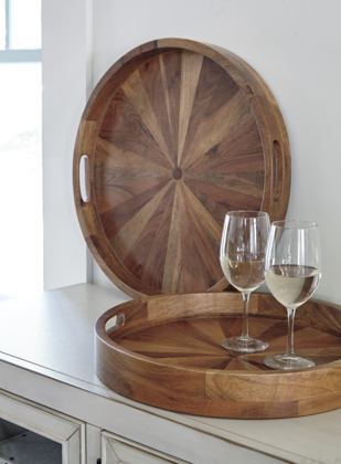 Picture of Lucio 2 Piece Tray Set